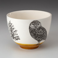 Small Bowl: Burrowing Owl