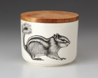 Mini Canister with Lid: Chipmunk #2