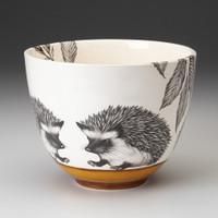 Medium Bowl: Hedgehog #1