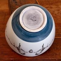 Large Bowl: Hedgehog #1