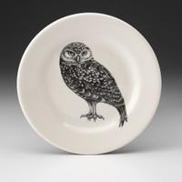 Bistro Plate: Burrowing Owl