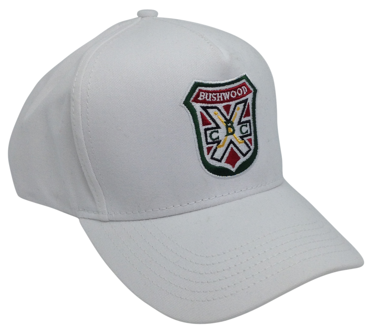 Caddyshack - Bushwood Country Club Retro Snapback Golf Hat - White ebed0f1fc388