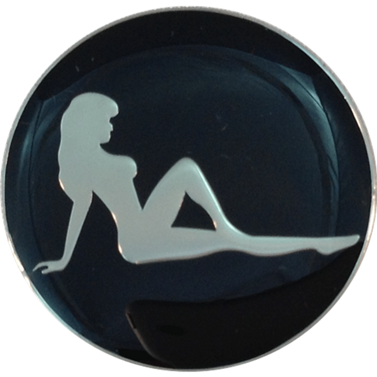 15e8439b3dc Mudflap Girl Ball Marker   Hat Clip by ReadyGolf