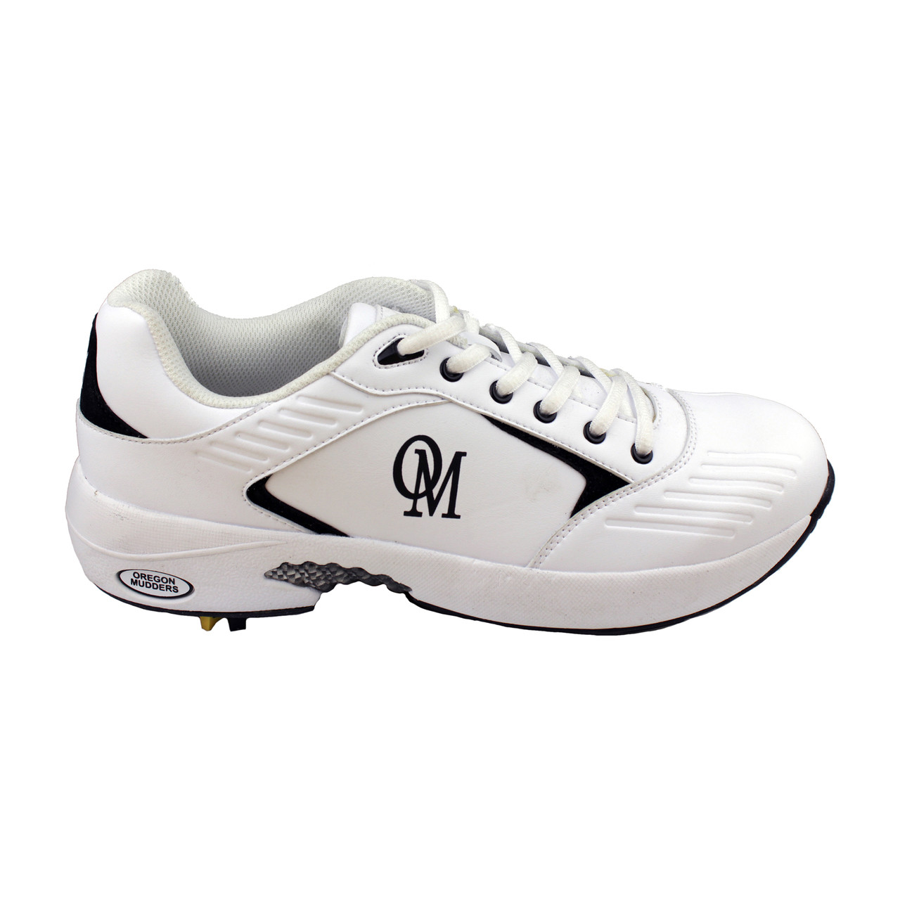 Men's MCA400N Athletic Golf Shoe with Spike Sole by Oregon Mudders