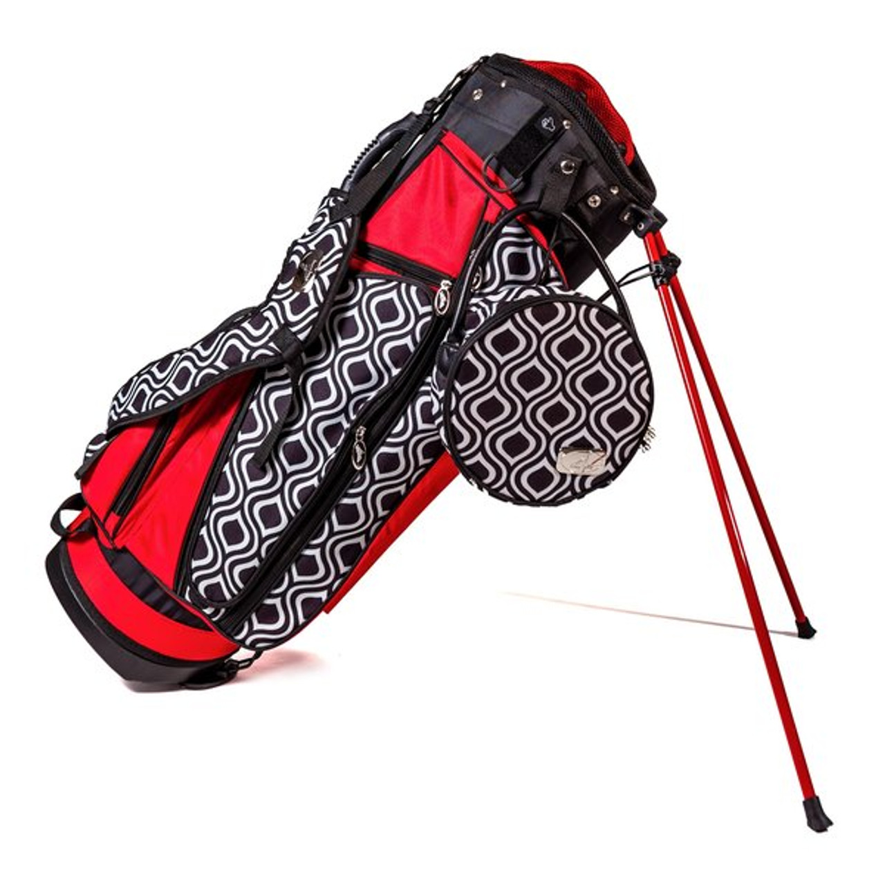 Ladies New Orleans Stand Bag by Sassy Caddy ef5741fba50de