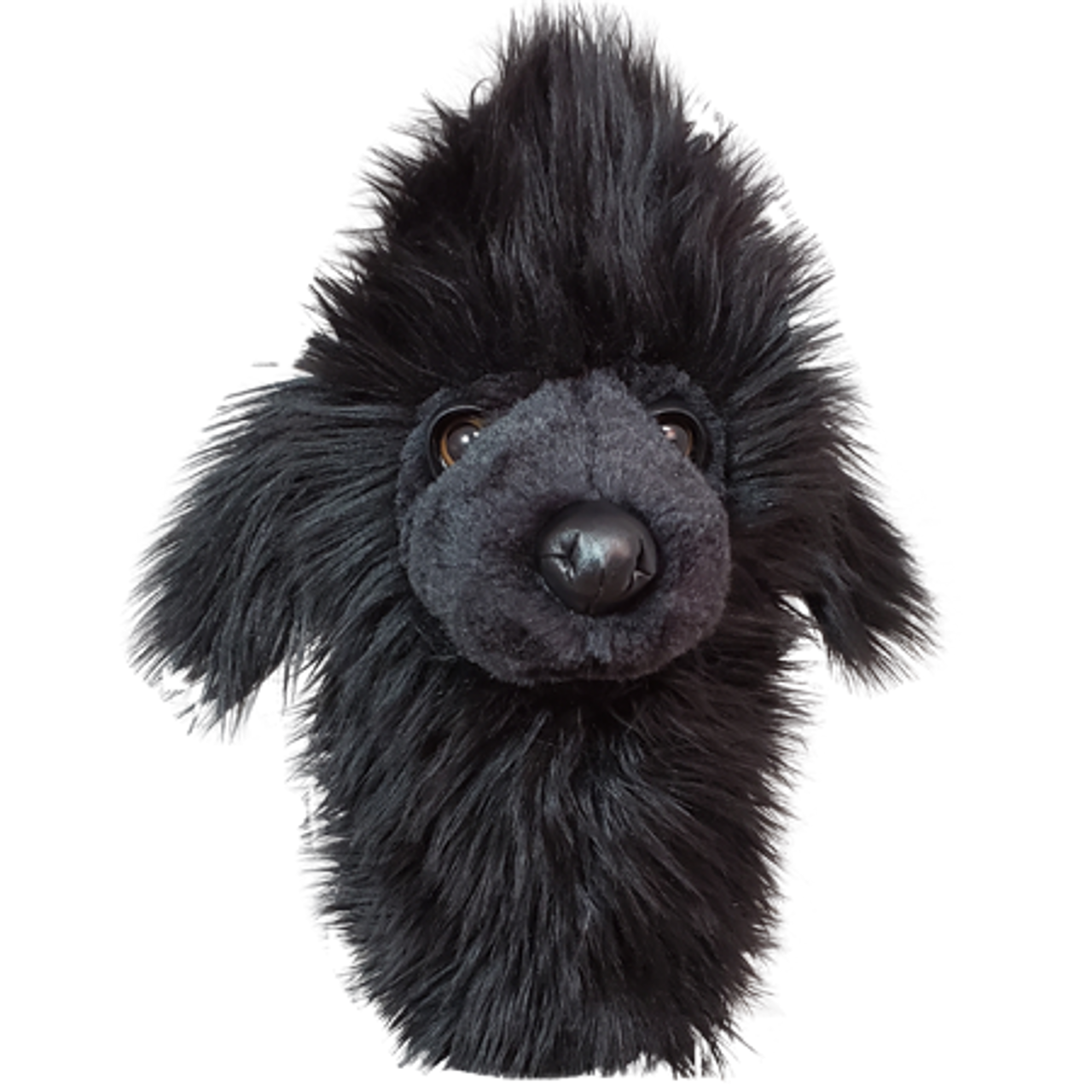 Black Poodle Hybrid Cover By Daphne S Headcovers