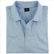 Fairway & Greene: Men's Signature Solid Lisle Polo