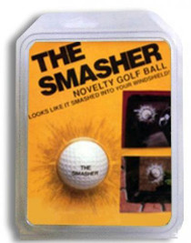 Smasher Golf Ball