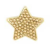 Bonjoc: Ball Marker & Hat Clip - Goldie Star