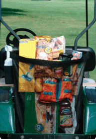CLUB CLEAN: Buggie Bag - Golf Cart Cargo Net