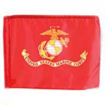 Markers Inc - Backyard Golf Flag: US Marines Flag - Personalized *Estimated Shipping Date January 6*