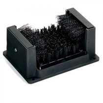 PAR AIDE Floor Mount Combo Brushes Spike & Shoe Cleaner