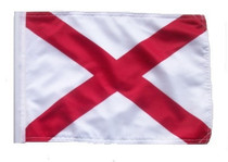 SSP Flags: 11x15 inch Golf Cart Replacement Flag - Alabama