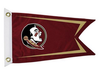 Bag Boy: Collegiate 12' x 18' Golf Cart Flag - Florida State Seminoles