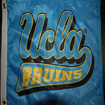 Bag Boy: Collegiate 12' x 15' Golf Cart Flag - UCLA Bruins
