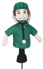 Creative Covers: Doctor Golf Headcover