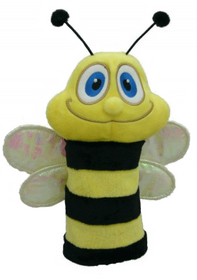 Daphne's HeadCovers - Bumble Bee Hybrid Cover