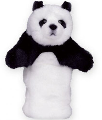 Daphne's HeadCovers: Panda Bear Golf Club Cover