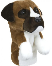 Daphne's HeadCovers: Boxer Dog Golf Club Cover