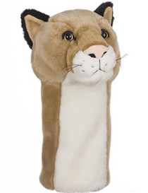 Daphne's HeadCovers: Cougar Cat Golf Club Cover