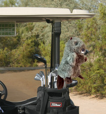 Daphne's HeadCovers: Beaver Golf Club Cover