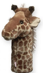 Daphne's HeadCovers: Giraffe Golf Club Cover