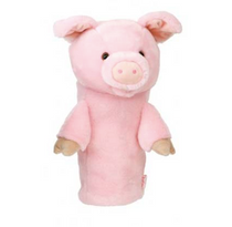 Daphne's HeadCovers: Pig Golf Club Cover