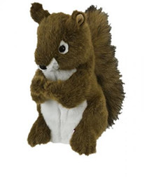 Daphne's HeadCovers: Squirrel Golf Club Cover