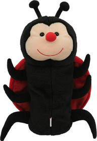 Daphne's HeadCovers: LadyBug Golf Club Cover