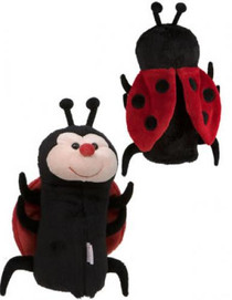 Daphne's HeadCovers - LadyBug Hybrid Cover