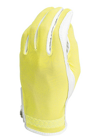 Evertan: Women's Tan Through Golf Glove - Sunshine