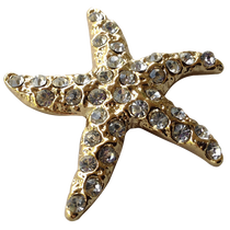 ReadyGolf - 3D Starfish Ball Marker & Hat Clip