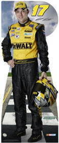Team Image: Lifesize Cardboard Cutout - Matt Kenseth #17