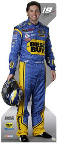 Team Image: Miniature Cardboard Cutout - Elliott Sadler #19