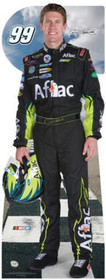 Team Image: Miniature Cardboard Cutout - Carl Edwards #99