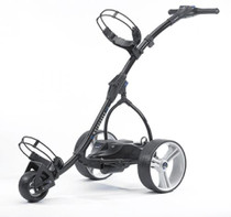 Motocaddy: Electric Trolley - S3 Pro DHC Lithium Graphite