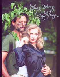 """Cindy Morgan """"Lacey Underall"""" Signed Caddyshack 8x10 Photo - Lacey/Carl Press Kit"""
