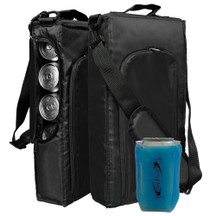 Caddy Daddy: 9pk Golf Bag Cooler