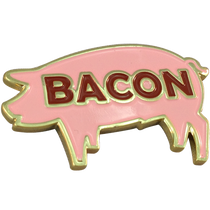 ReadyGolf - Bacon Ball Marker & Hat Clip