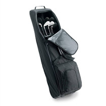 Bag Boy: T-460 Travel Cover - Black/Silver *Expected to Ship Late October*