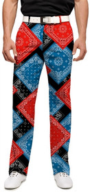 Loudmouth Golf: Mens Pants - Bandanas