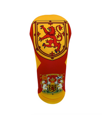 BeeJos: Golf Head Cover- Lion Rampant Flag