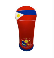 BeeJos: Golf Head Cover - Flag of the Philippines