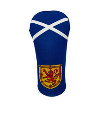 BeeJos: Golf Head Cover - Flag of Scotland
