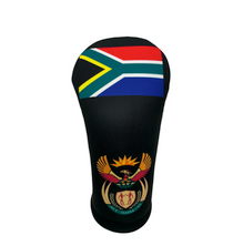 BeeJos: Golf Head Cover - Flag of South Africa