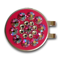 Blingo Ball Markers: Pink Shimmer