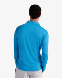 BloqUV: Mens UPF 50 Long Sleeve Collared Shirt (12004)
