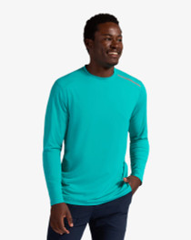 BloqUV: Men's UPF 50 Long Sleeve Jet Tee (12002)