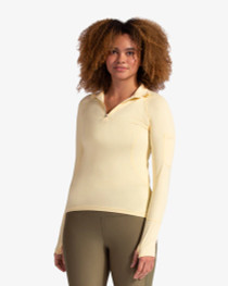 BloqUV: Women's UPF 50 Mock Zip Top (3001)