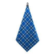 BeeJos: Golf Head Cover - Blue Skies Plaid Golf
